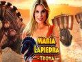 María Lapiedra en Troya