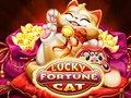 Lucky Fortune Cat -Habanero